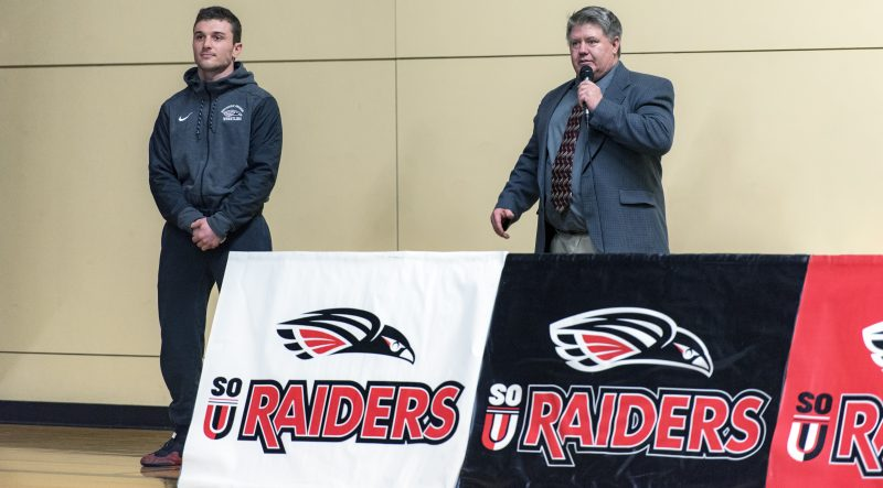 sou mens wrestling tanner canaday mike ritchey