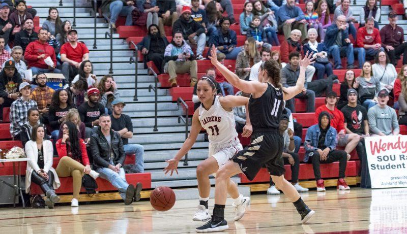 sou womens basketball Daranda Hinkey