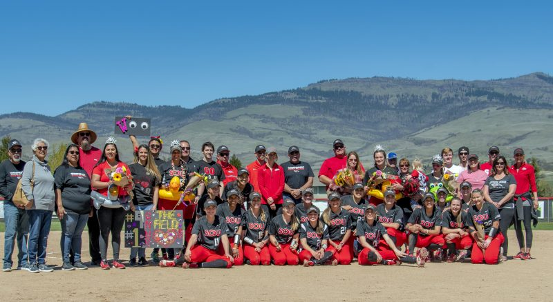 sou softball