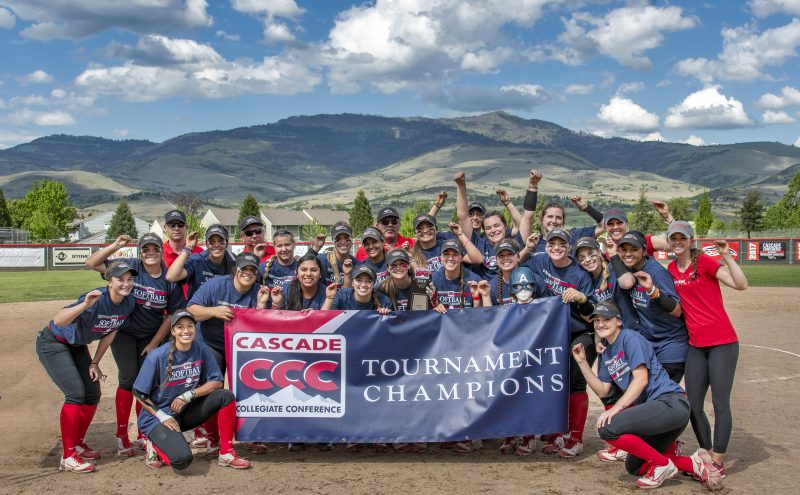 sou softball tournament champions team