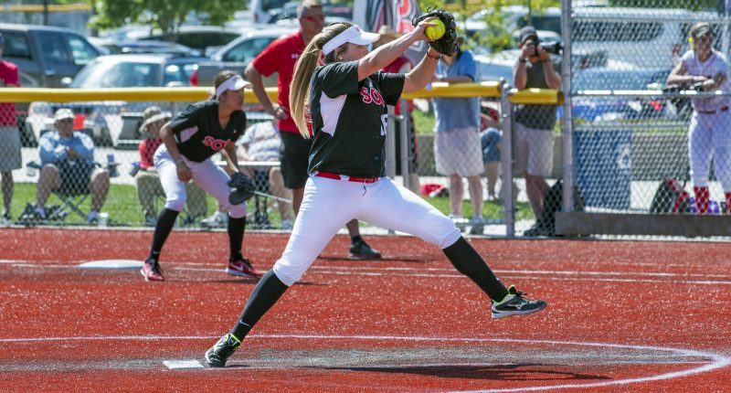 sou softball morgan jones