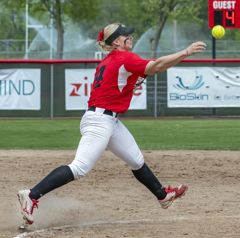 sou softball paige leeper crop