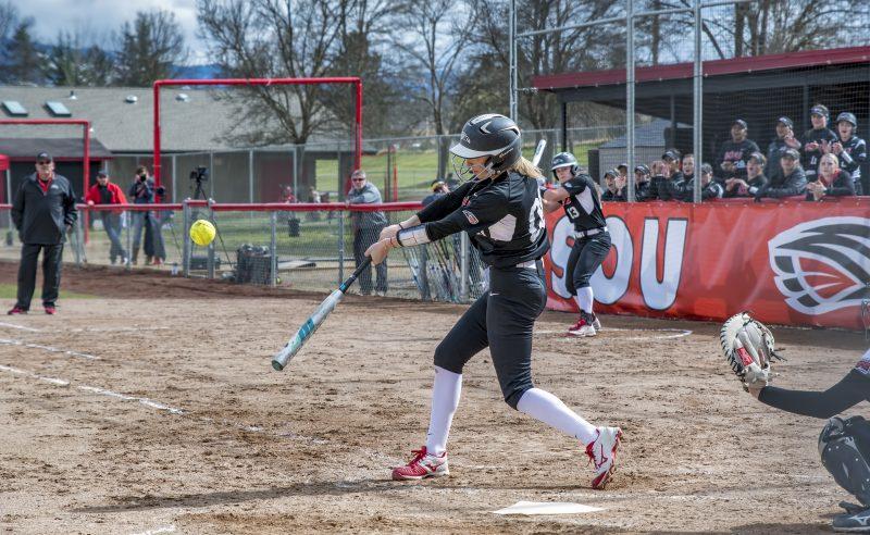 sou softball Hannah Shimek