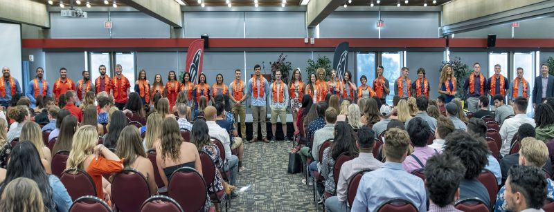 2018 sou athletics awards seniors