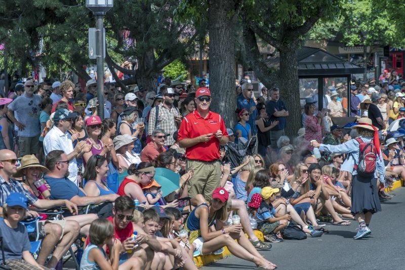 4th july ashland parade mike beagle