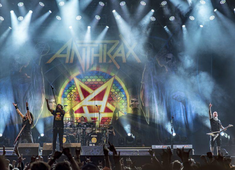 anthrax roskilde festival
