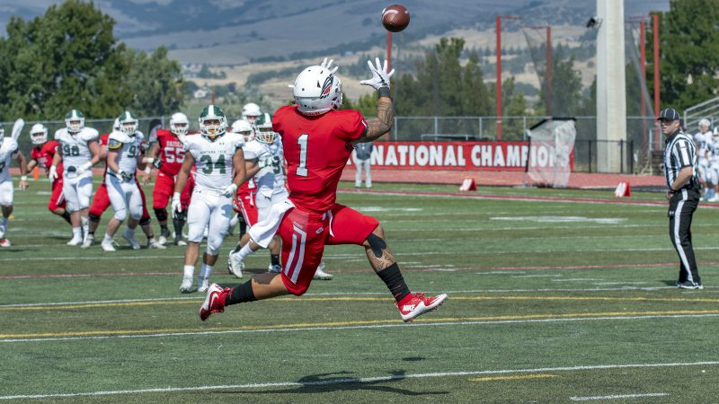 sou football bronsen ader td catch