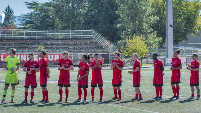 sou mens soccer team