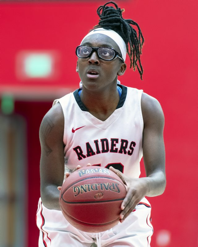 sou womens basketball Danasia ALLISON