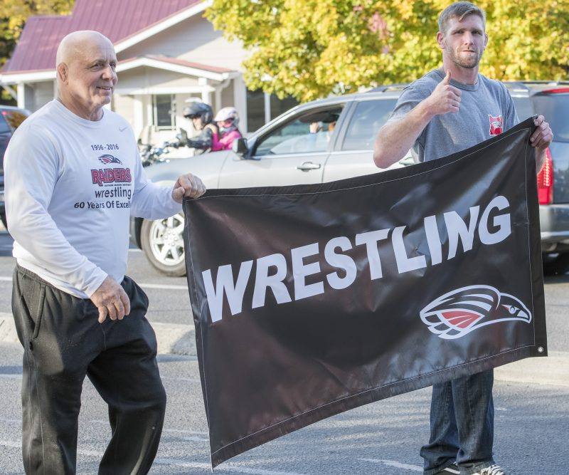 sou homecoming parade
