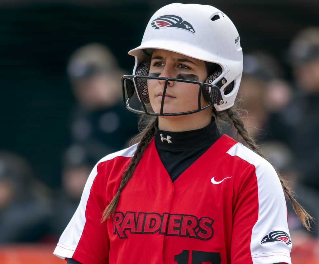 sou softball allie stines