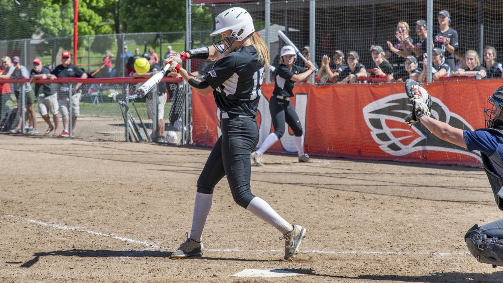 sou softball olivia mackey