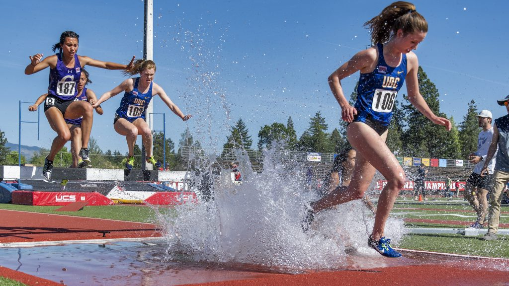 sou track and field steeplechase