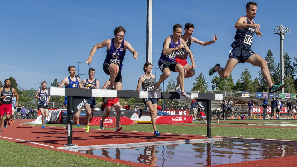 sou track and field steeplechase ian jackson