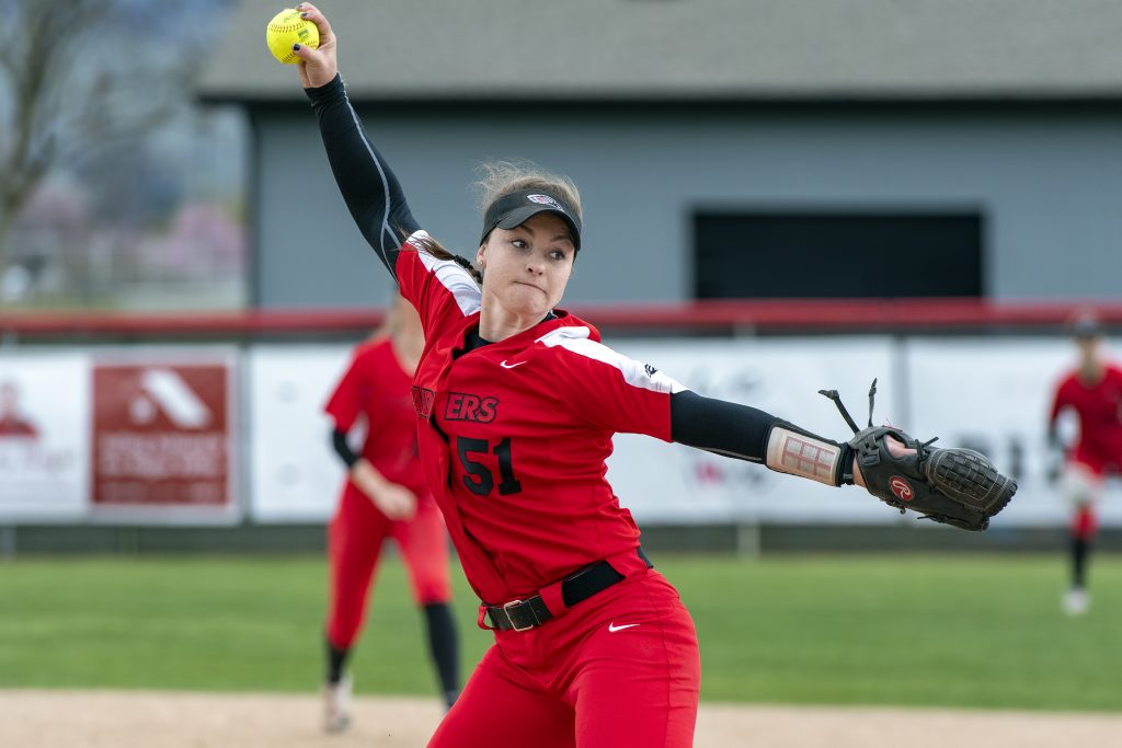 sou softball lauren quirke
