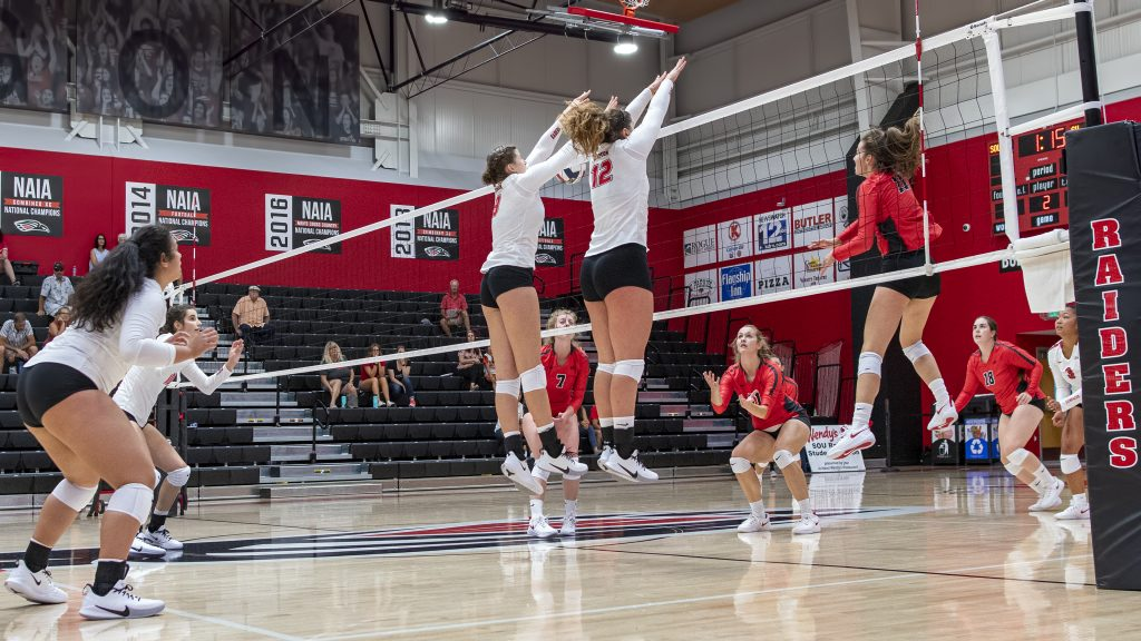 sou volleyball elliot cook taylor ristvedt block