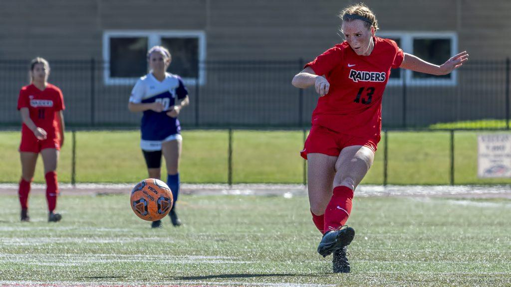 womens soccer ruth hegstad