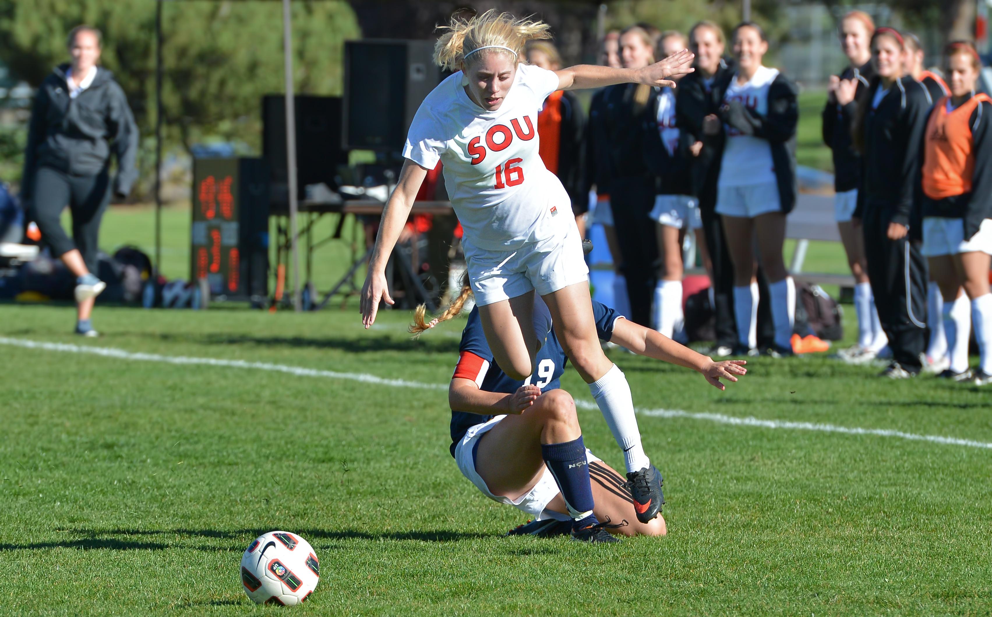 sou womens soccer JULIE ZAMZOW
