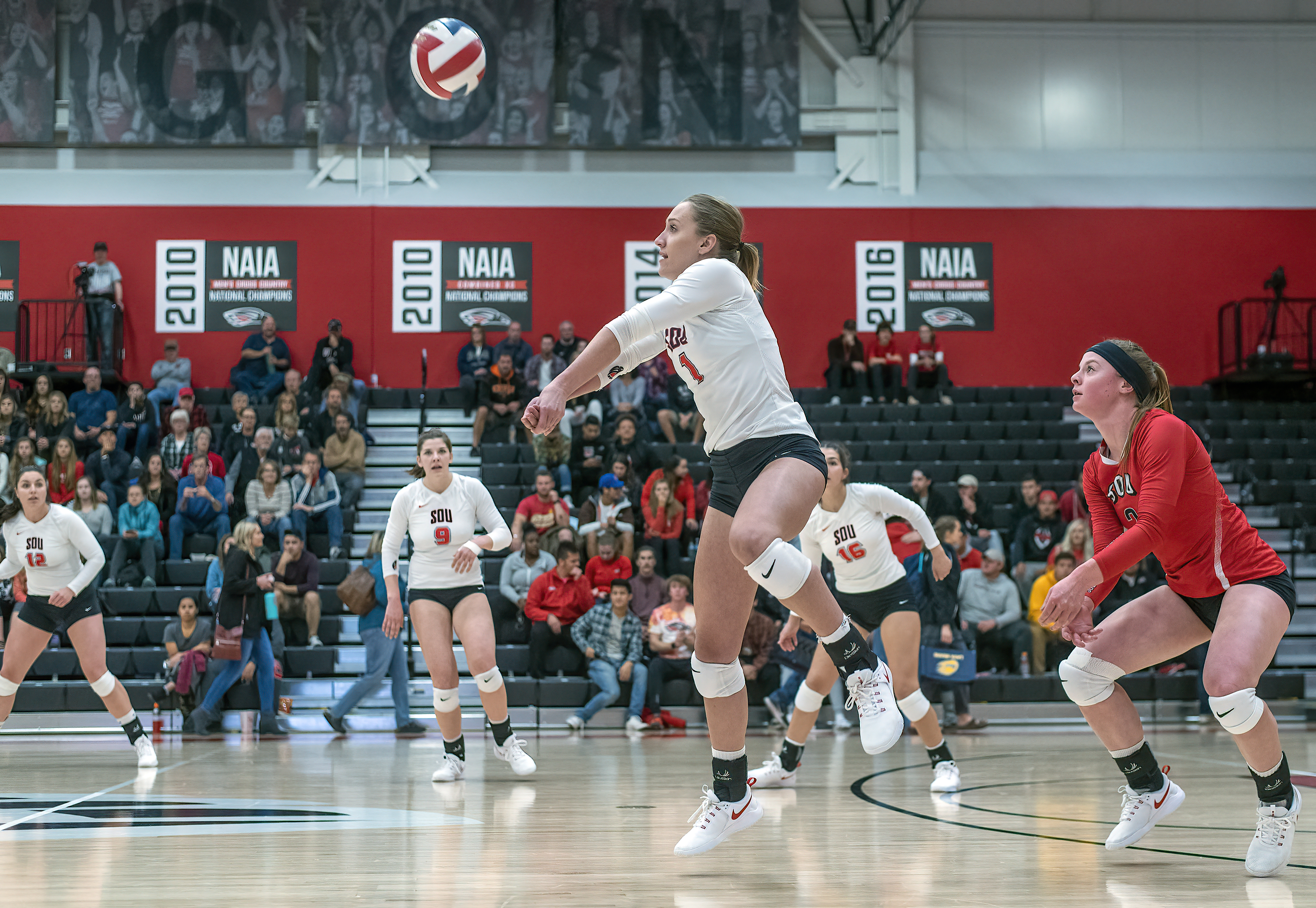 sou volleyball Malie Rube-clear