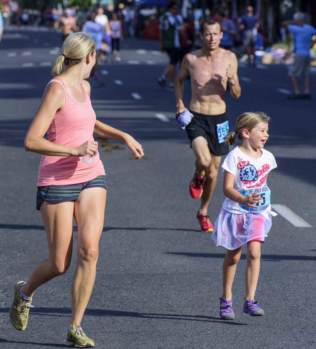 ashland 4th of july run