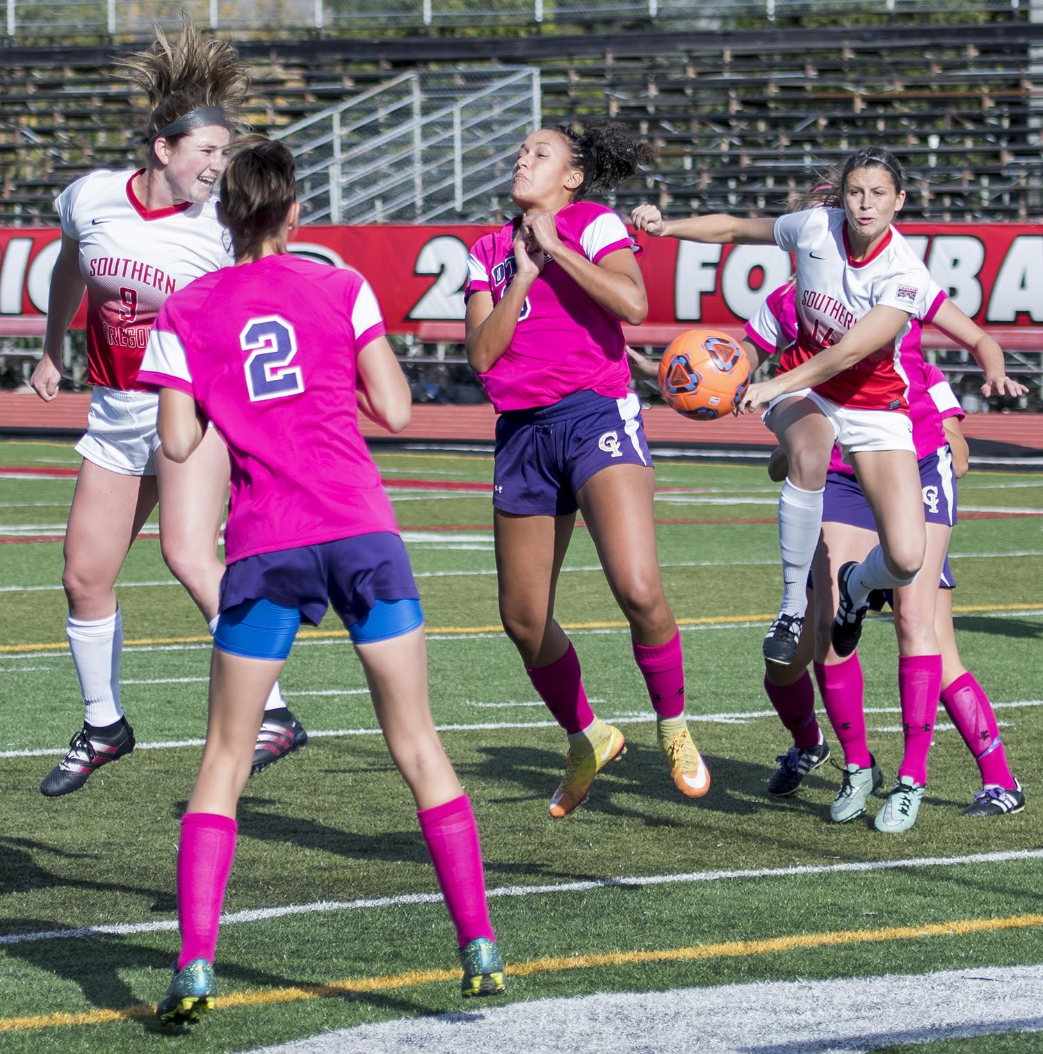 sou women's soccer lauren aldana presley lambert