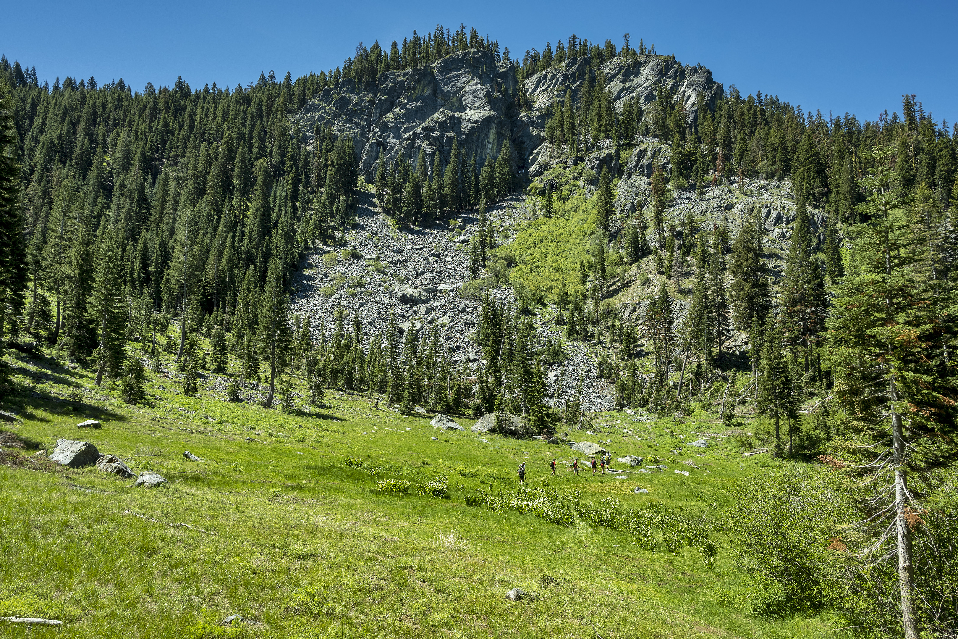 south fork lakes trail