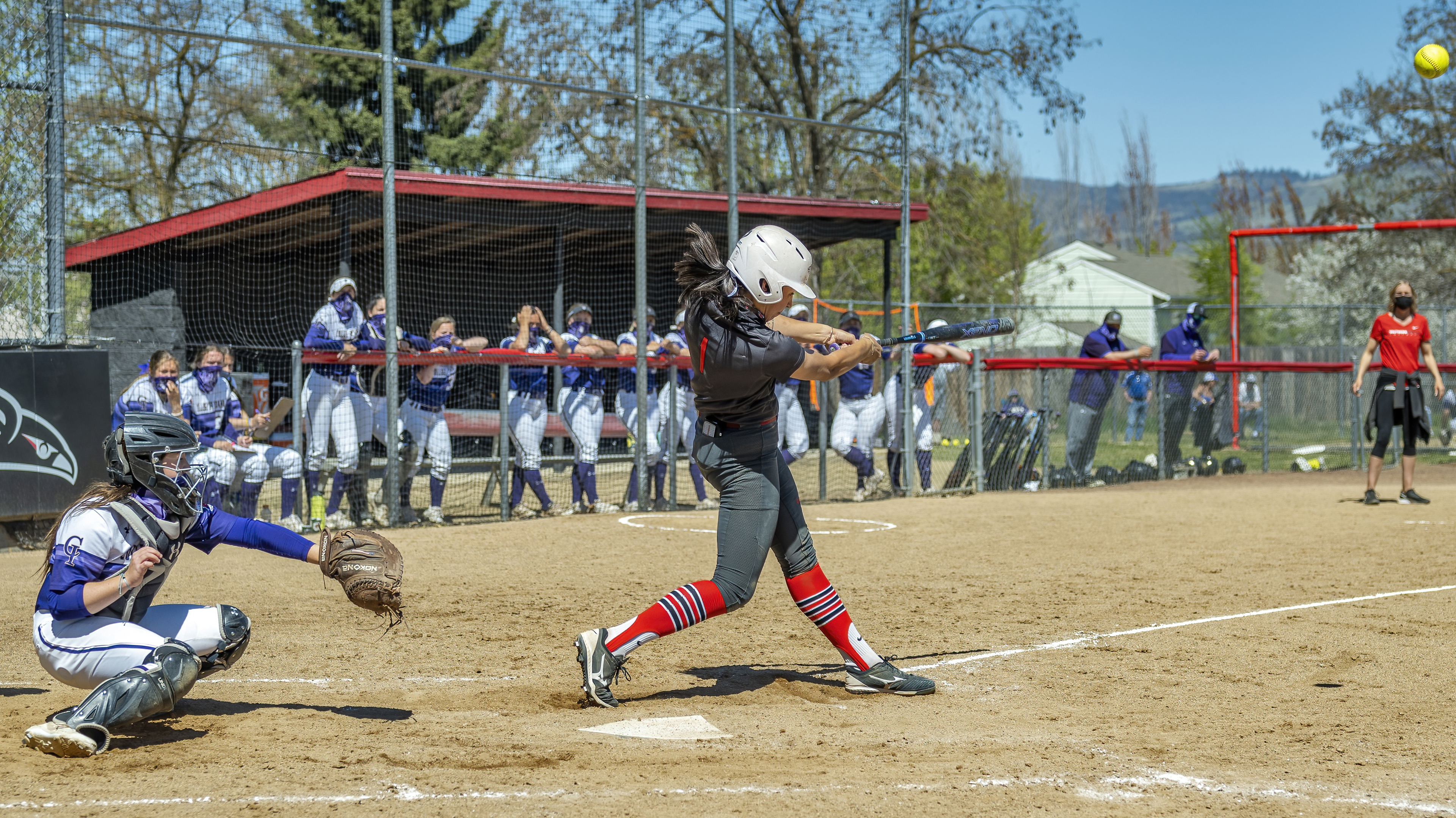 sou softball tayler walker