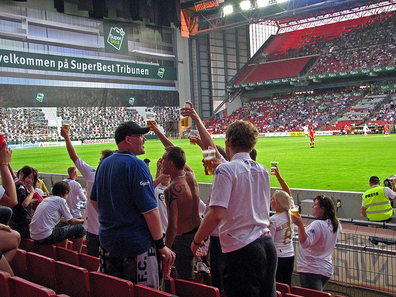 copenhagen professional football (soccer)