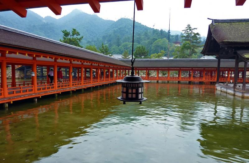 Itsukushima Shrine 厳島神社 Jinja miyajima japan