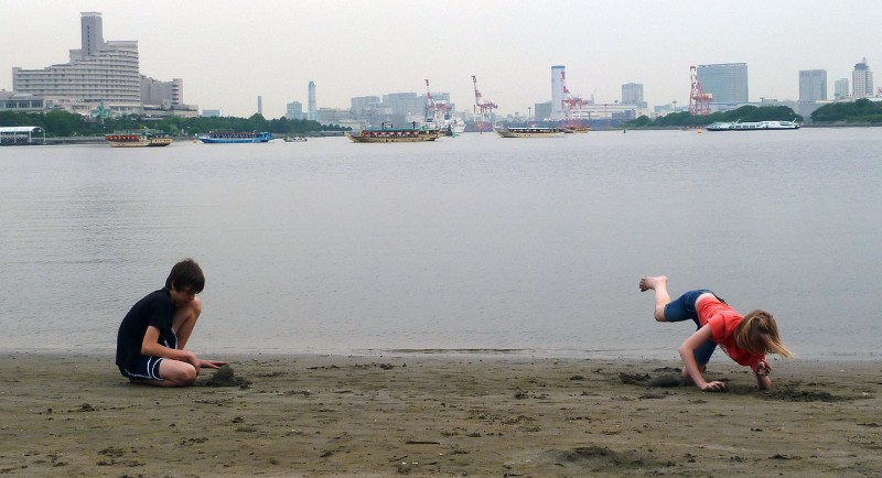 odaiba tokyo japan