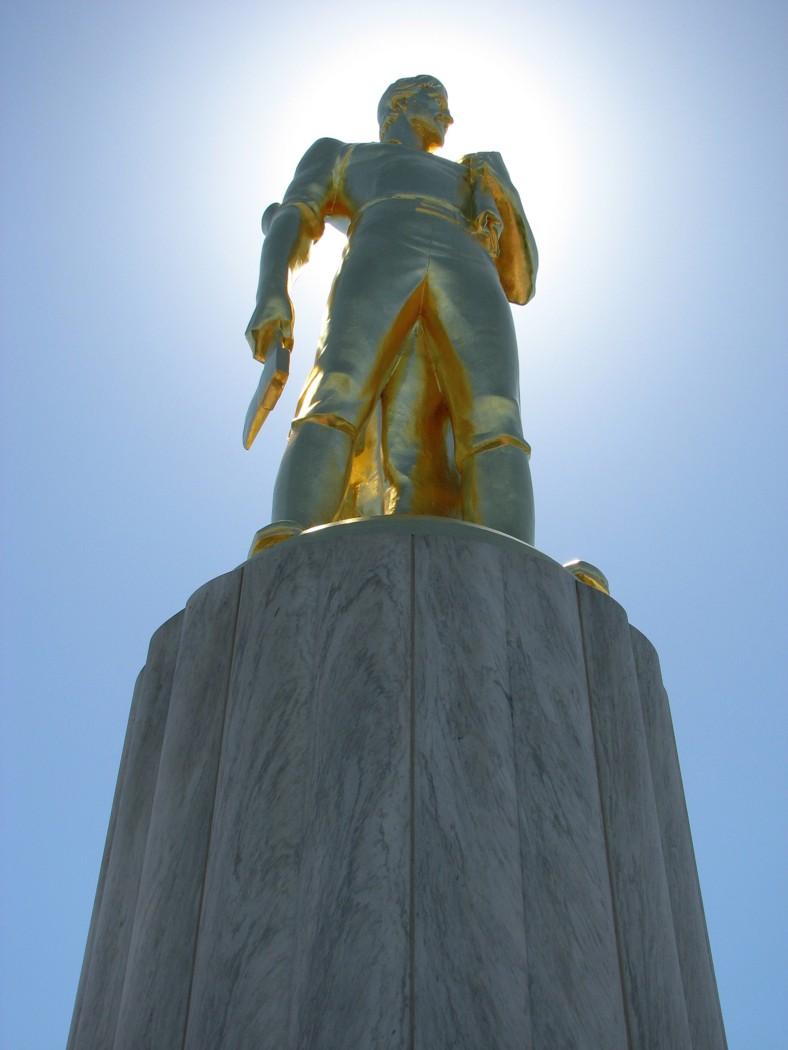 golden pioneer