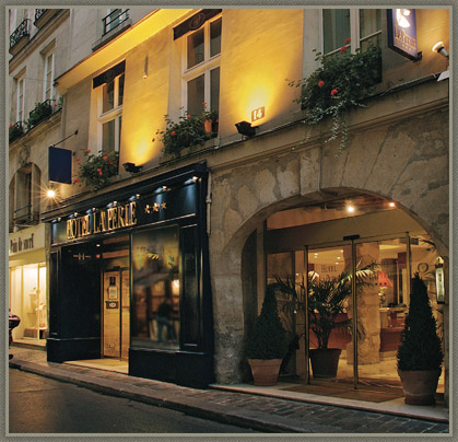paris hotels and apartments