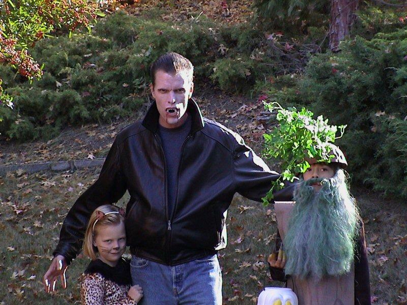 cat vampire treebeard halloween costumes