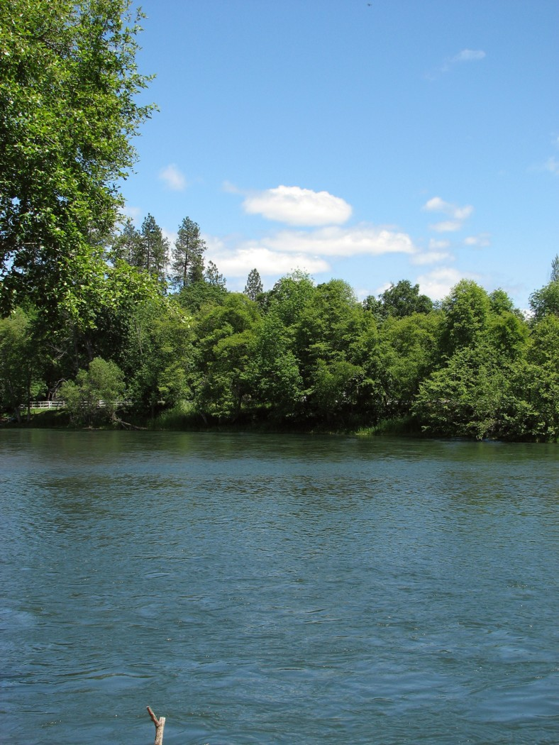 rogue river clouds