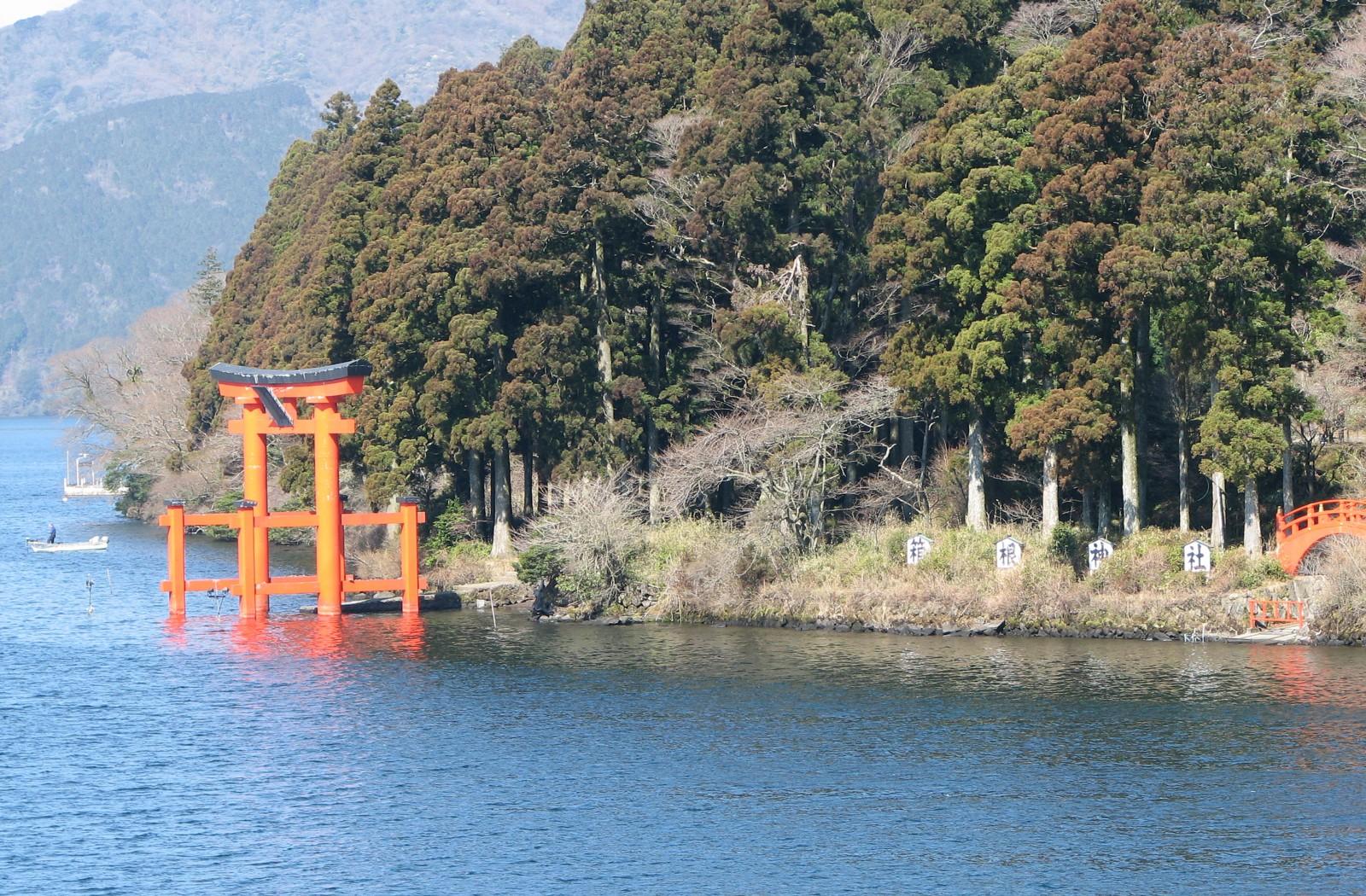 hakone jinja 箱根神社