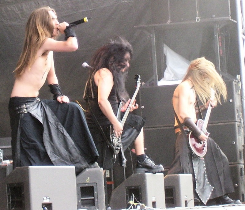 Finntroll Finland Finish Metal