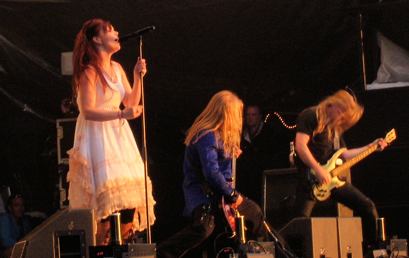 Nightwish at Metaltown 2008