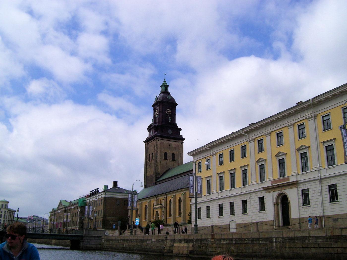 gothenburg canal tour