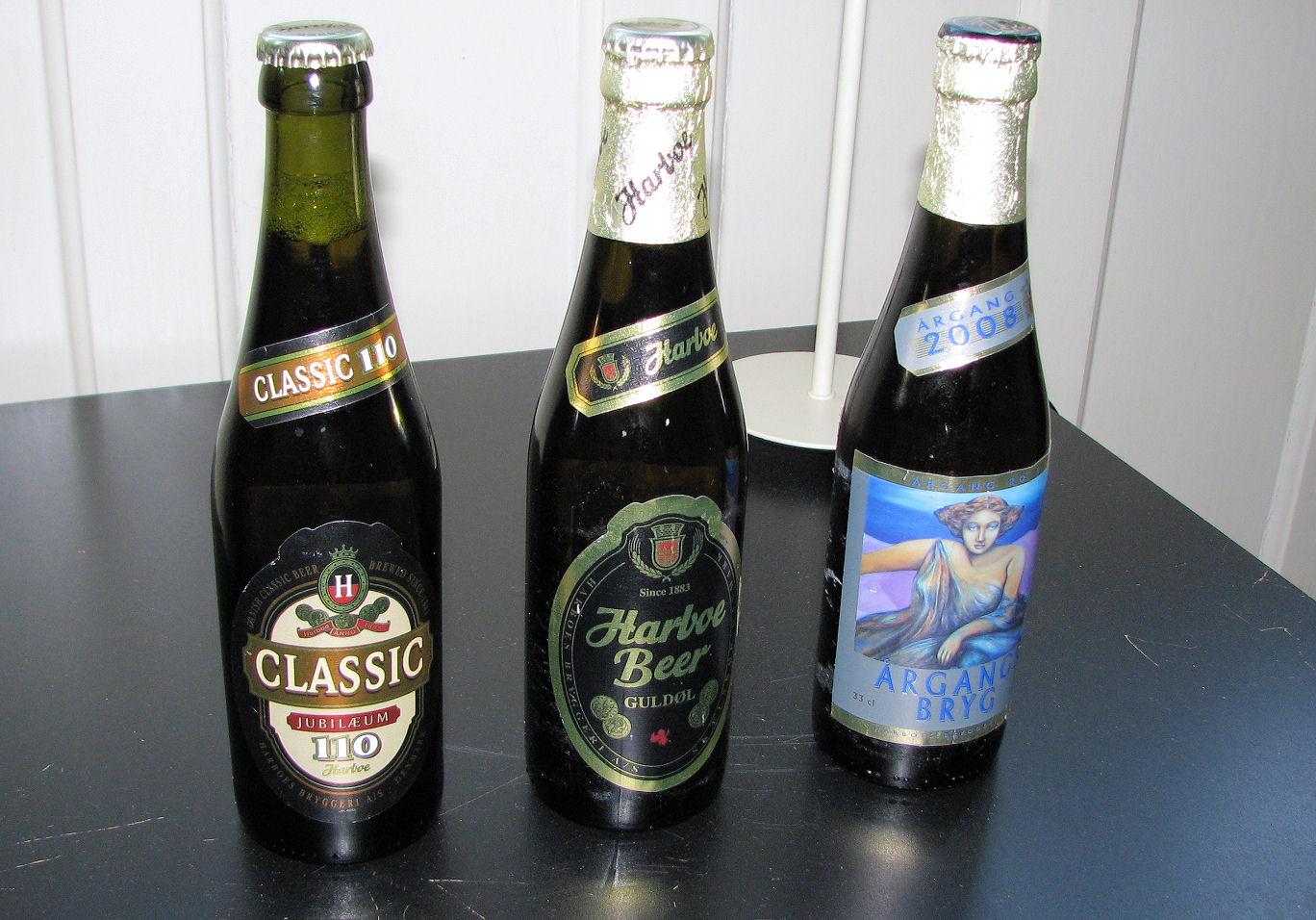 Denmark beer