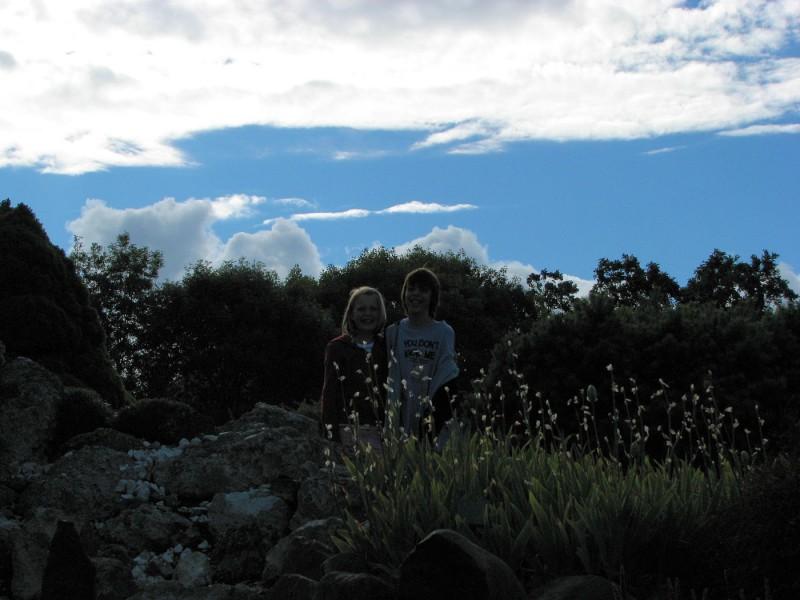 botanisk have in copenhagen denmark