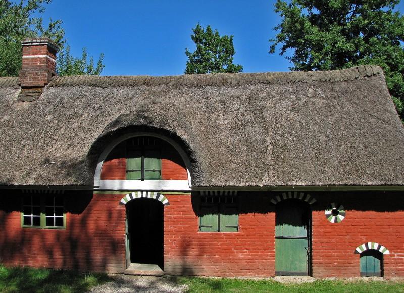 open-air museum near copenhagen rural