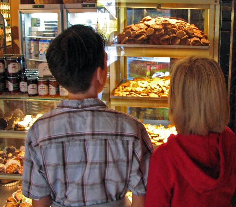 cookie shop in frederiksberg denmark