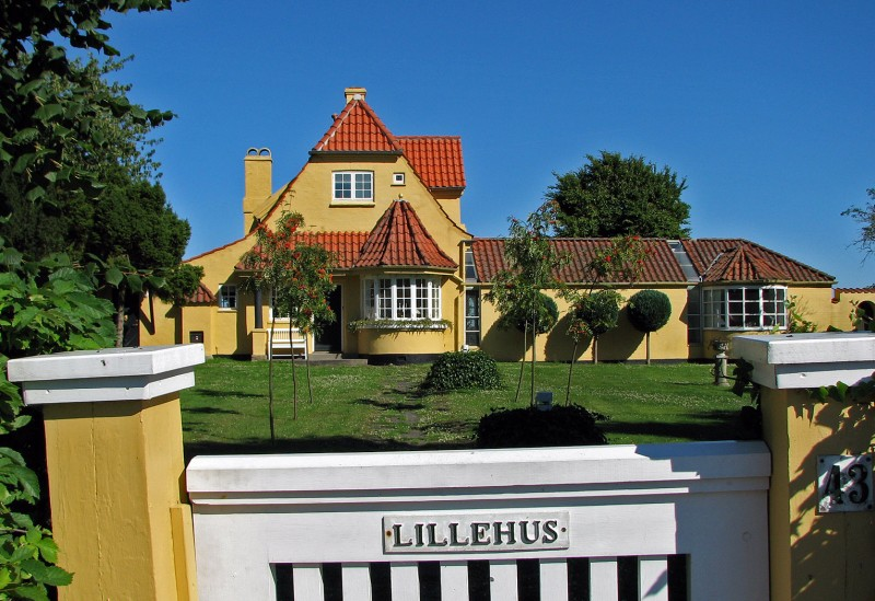 humlebaek denmark homes