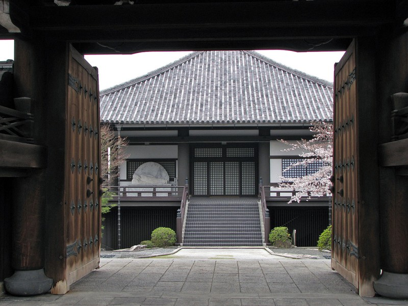 りゅうちざんだいうんいん hiyoke tenmangu shrine