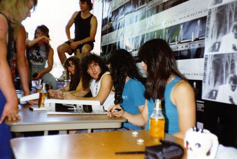 fates warning 1990 vintage