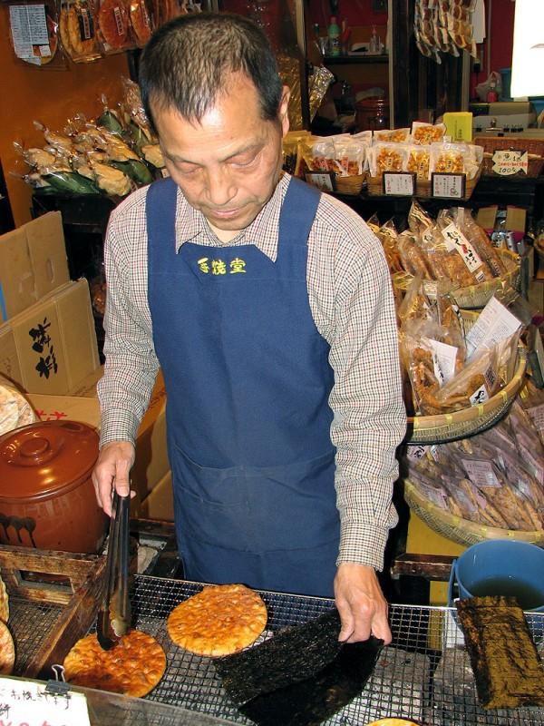 煎餅 senbeiyasan