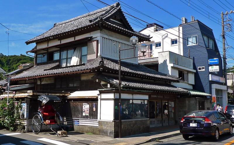 kamakura jinrikisha