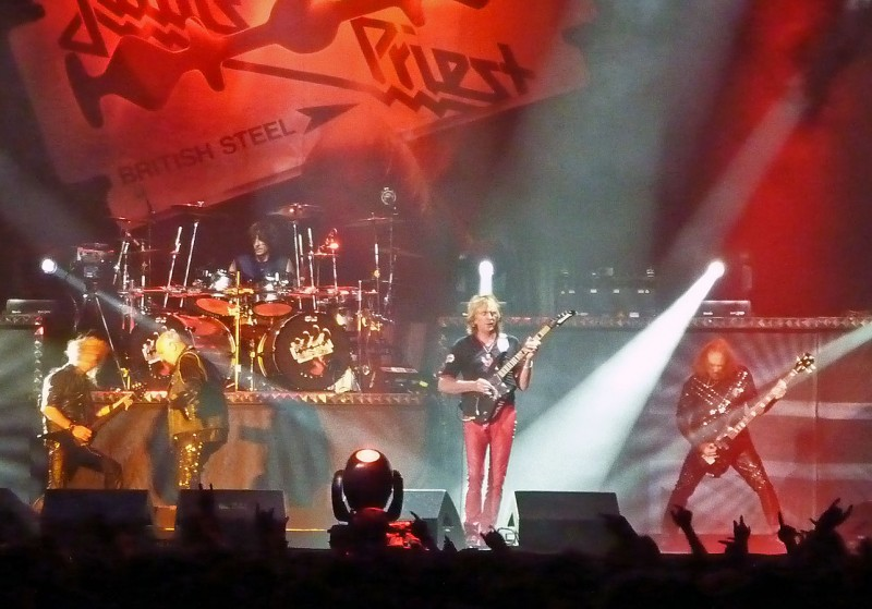 judas priest loudpark tokyo japan live unleashed in the east