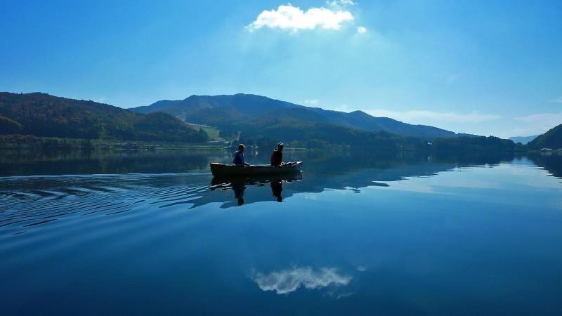 hakuba aoki lake aokiko
