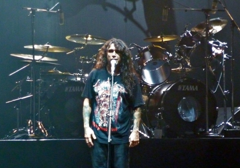 tom araya slayer japan loudpark